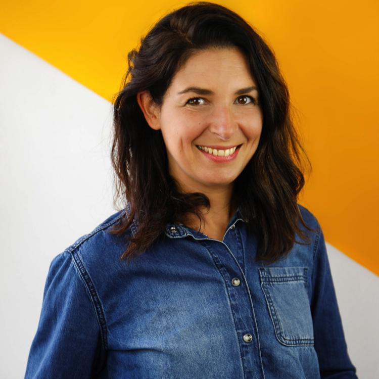 portrait Elodie Barreau _ dirigeante Marker conseil